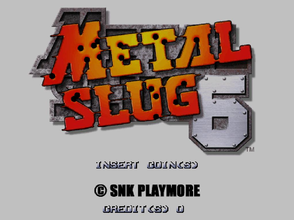 EmuCR: Demul WIP - Metal Slug 6