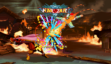 MAME W.I.P. - Warzard/Red Earth, American Dragon Weapons